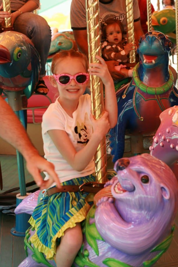 DAS for special needs children at Disneyland