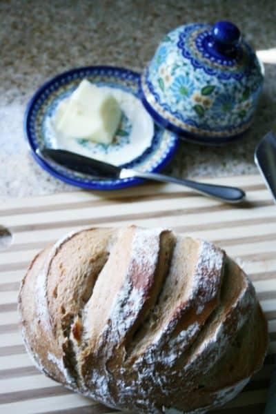 Eat at Home and Save – DIY Artisan Bread