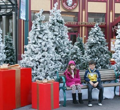 Taking Special Holiday Photos at Disneyland Resort