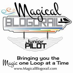 Hop on board the Magical Blogorail