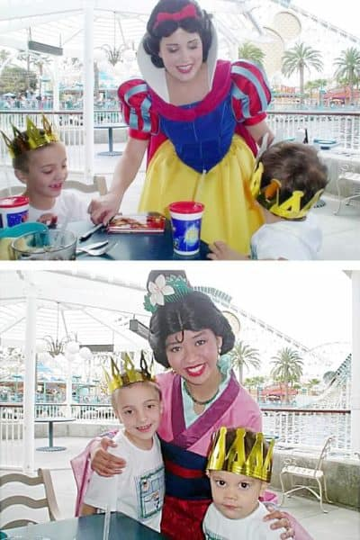 Disneyland Magical Moments – Princess Hugs and Kisses