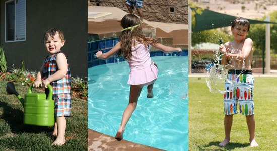 Get wet!! Free ideas for summer fun {Saving up for Disney}