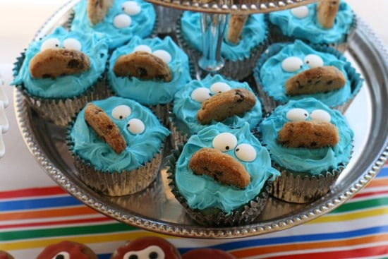 Tons of tips for parties on a budget {including this Sesame Street themed party}