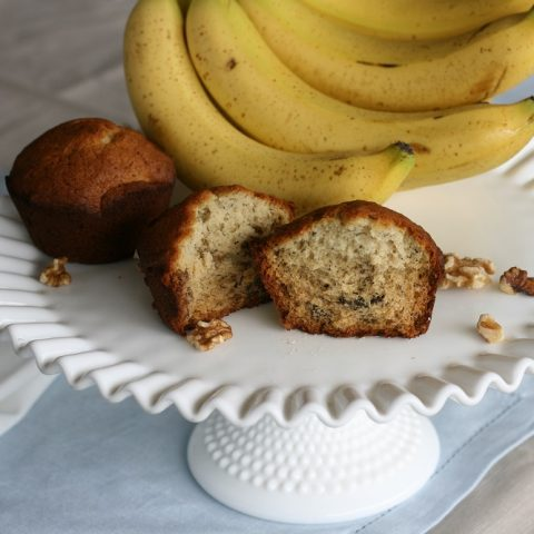 Best Banana Bread Muffins Recipe