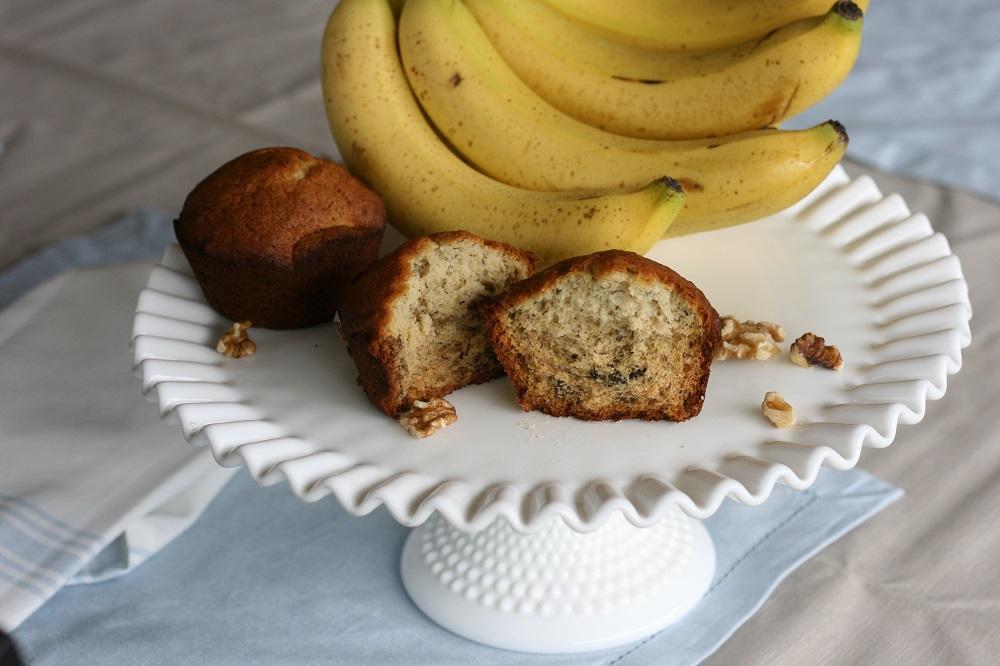 Disney Banana Bread Muffins Recipe