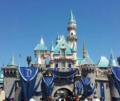 Disneyland Diamond Celebration – 60th Anniversary Dazzling Decor