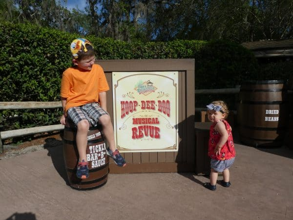 Is the Hoop-Dee-Doo Musical Revue at Disney World's Fort Wilderness worth the cost? Find out more about this longstanding dinner show.