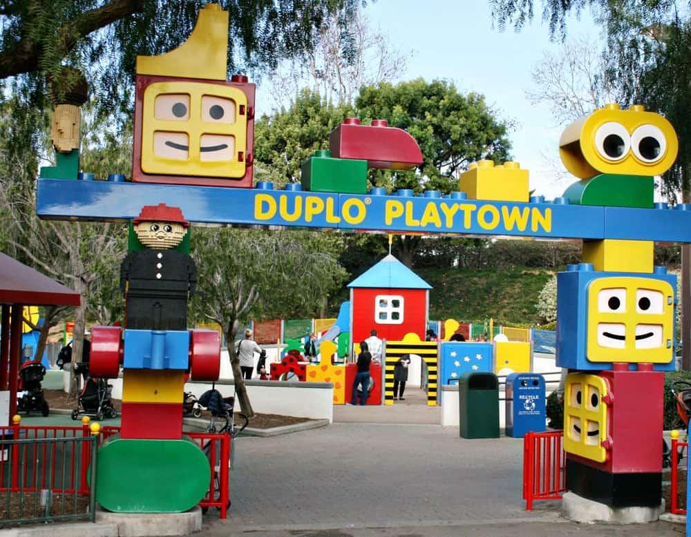 LEGOLAND California Duplo Playtown