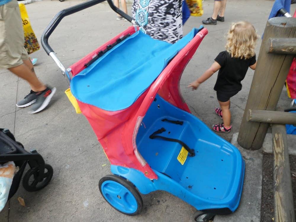 LEGOLAND California stroller for rent