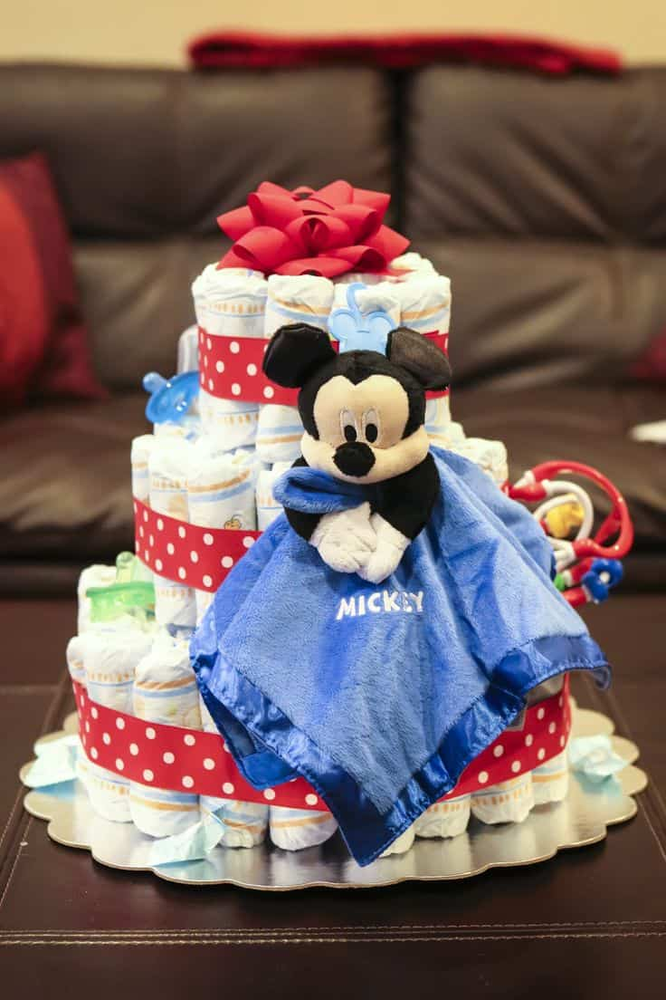 Disney Theme Decorations Disneyside Baby Shower Decorations