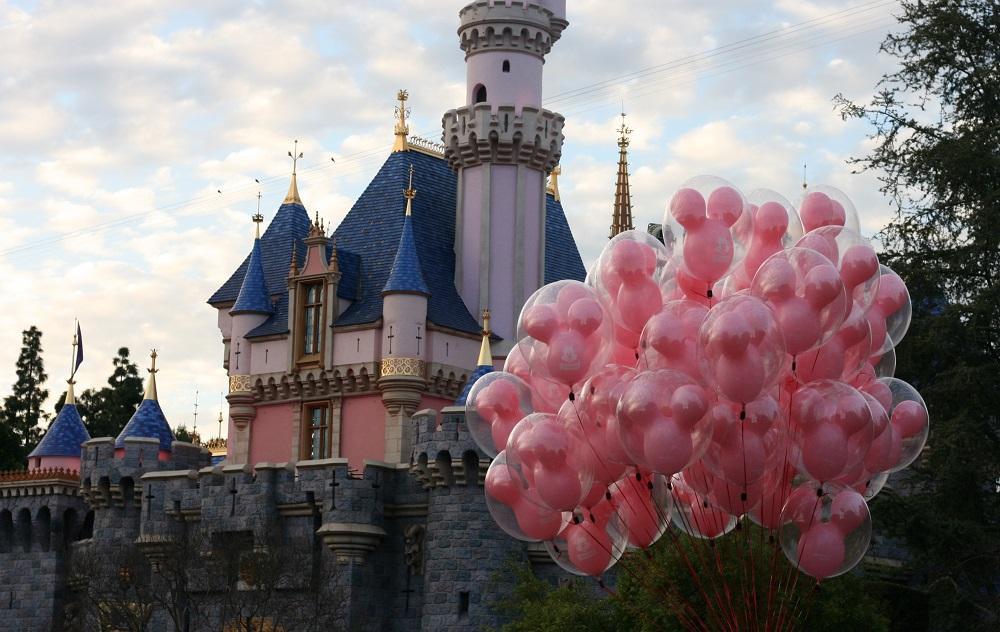 Springtime at Disneyland 2020