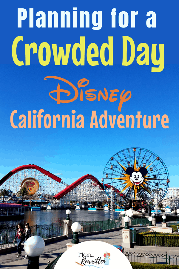 If you're planning a family vacation that includes Disney California Adventure park during a busy season these are ALL the tips you'll need to know about maximizing your time, navigating crowds and making the most of your Disneyland resort trip! Find out more about Extra Magic Hours, MaxPass and Mobile Ordering on the Disneyland app. #Disney #Summer #DisneyTravel #DisneyTips | Travel with Kids | Travel with Kids | Family Travel | Anaheim