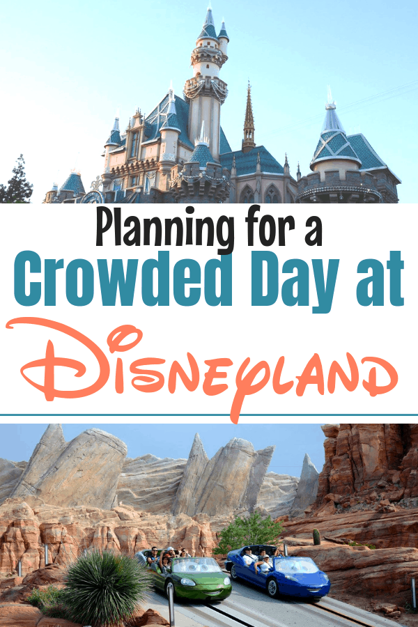 Considering a Disneyland vacation but worried about crowds? If you're planning a family vacation that includes Disney California Adventure park and Disneyland during a busy season these are the tips you'll need to know about maximizing your time, navigating crowds and making the most of your Disneyland resort vacation! #Disney #Summer #DisneyTravel #DisneyTips | Travel with Kids | Travel with Kids | Family Travel | Anaheim | Star Wars Land | Galaxy's Edge