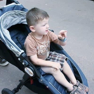 Amusement Park Rentals – City Mini GT Stroller Review