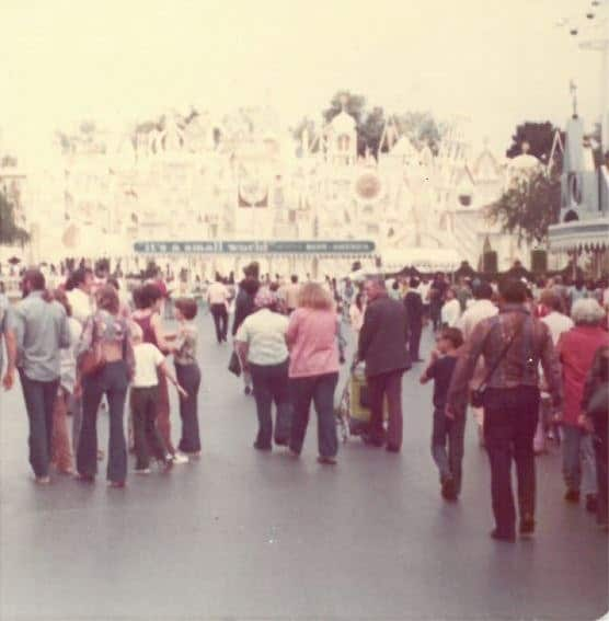 my first trip to disneyland essay
