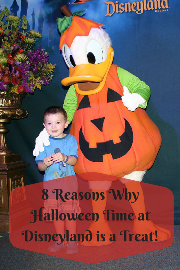 Halloween Time at Disneyland is Almost Upon Us!