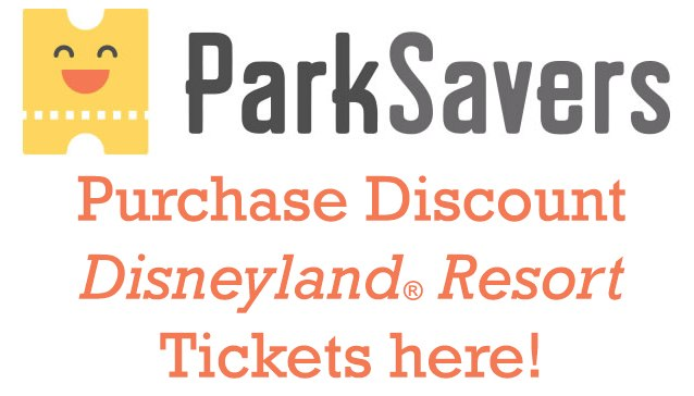 Discount Disney Tickets at Park Savers