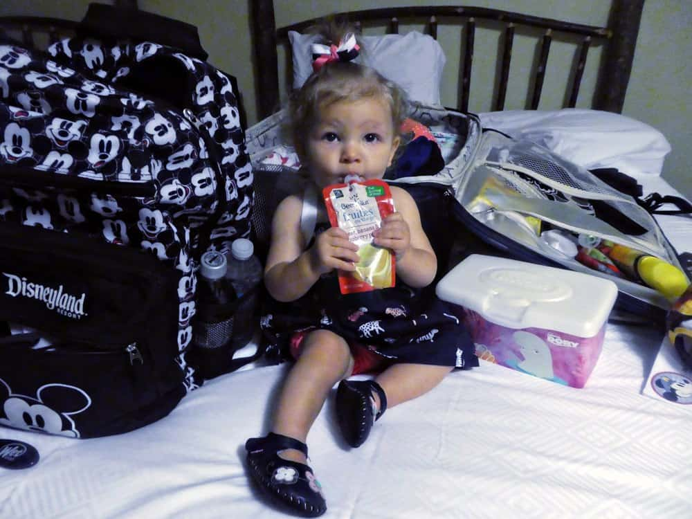 Traveling With a Baby in Diapers – FREE Baby Packing List Printable