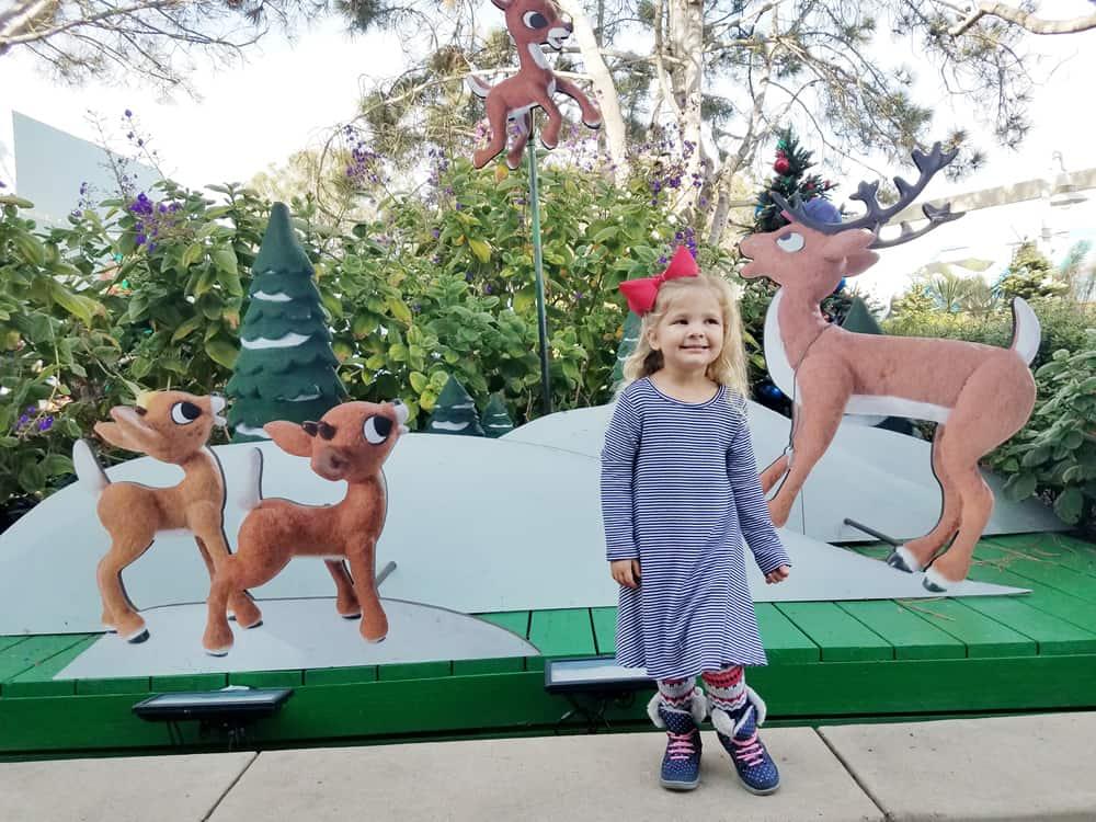 SeaWorld San Diego Rudolph's Christmastown