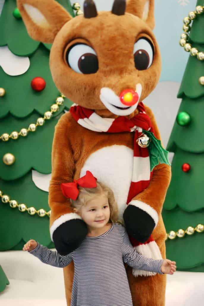SeaWorld San Diego Christmas Celebration Rudolph the Red Nosed Reindeer