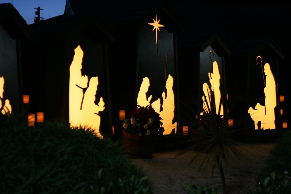 SeaWorld San Diego Christmas Celebration Nativity