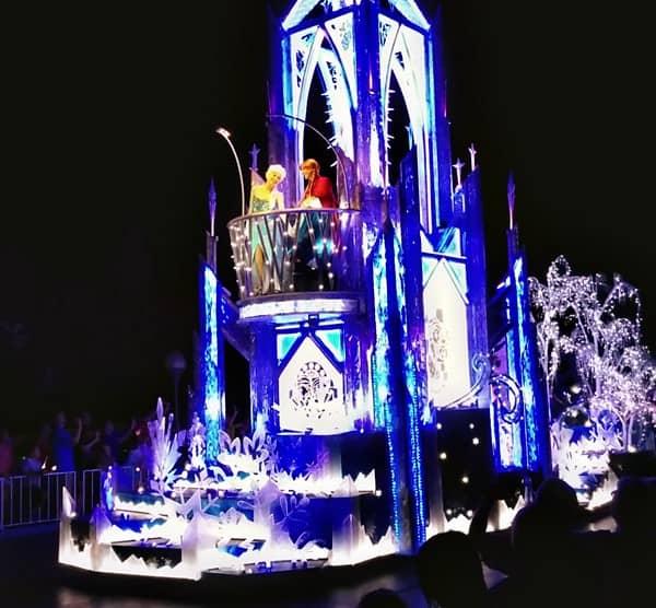 Paint the Night - Disneyland's Nighttime Spectacular Parade