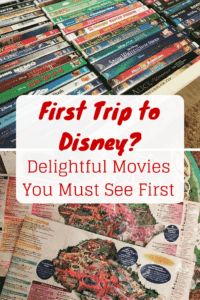 First Trip to Disneyland? Delightful Movies You Must See First