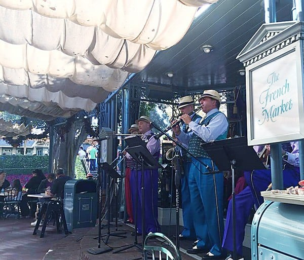 Disneyland Restaurant Review - French Market Restaurant