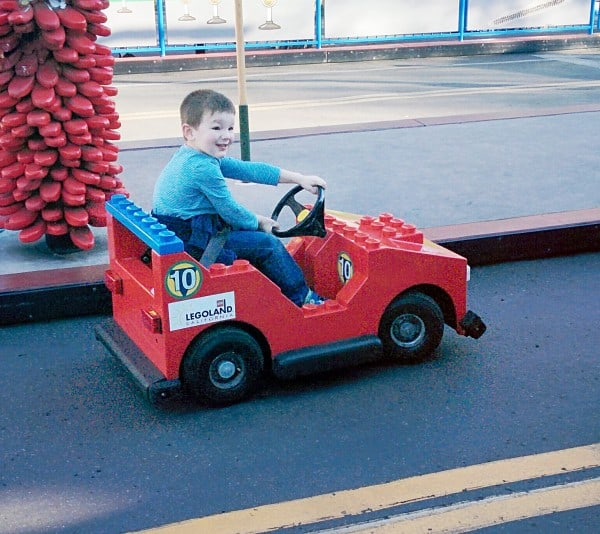 LEGOLAND California is Perfect for Preschoolers