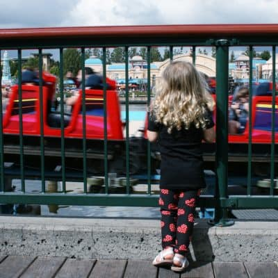 Incredicoaster at Disney California Adventure park