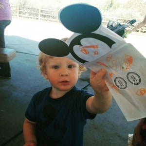 Celebration Fun at Our #DisneyKids Preschool Playdate Party!