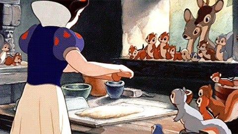 Themed Family  Movie Night - Disney Classic Snow White
