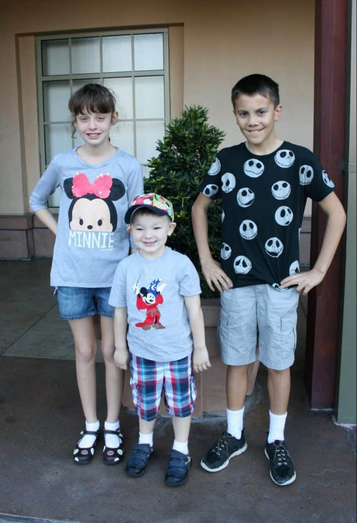Best Disney Outfits for Kids - What to Wear & Pack for ...