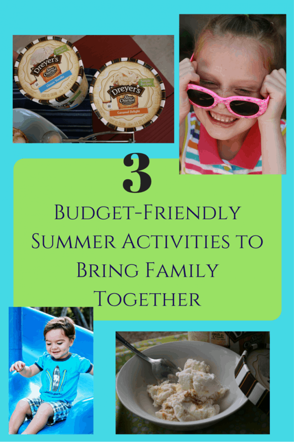 3 Budget-Friendly Summer Activities to Bring Family Together #SweeterTogether #ad