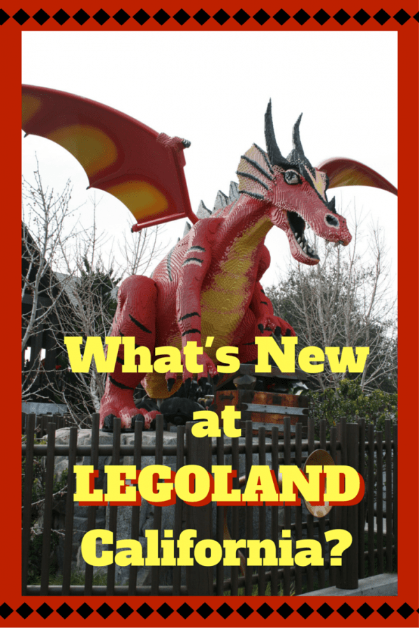 Find out What's New at LEGOLAND California, including the innovative NINJAGO World