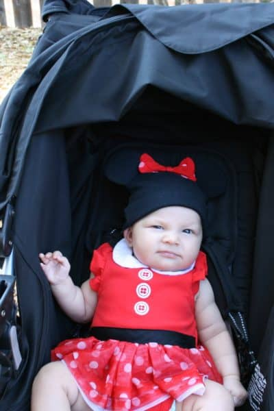 I'm a DisneyBaby Contributing Author!