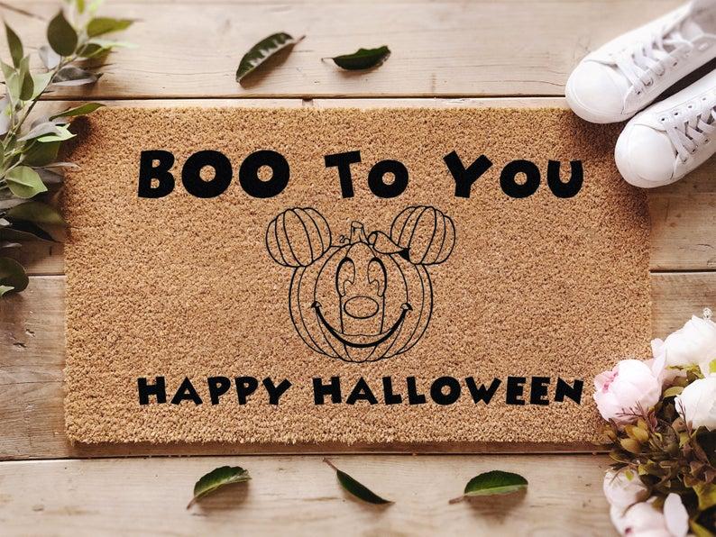 50+ Disney Halloween Tricks, Treats and Costumes
