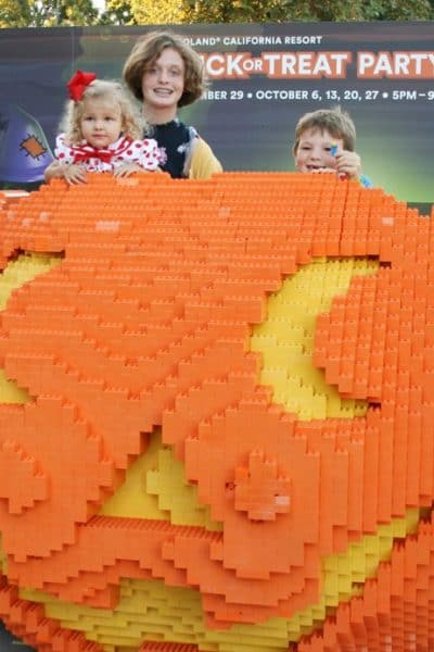 Guide to LEGOLAND Halloween California Brick-or-Treat Party Nights