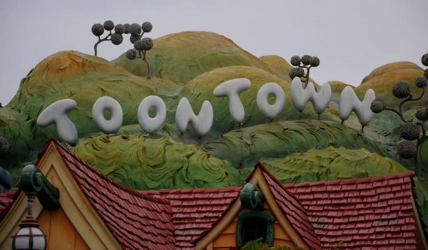 Mickey's Toontown at Disneyland for Preschoolers - A Guide on What to Do, See & Eat!