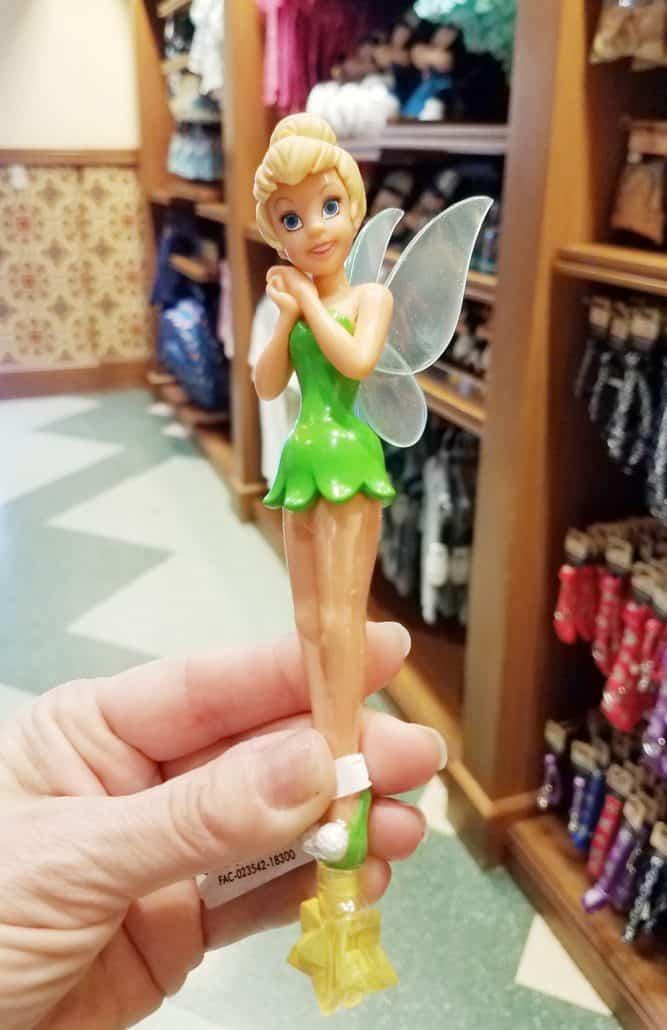 Tinker Bell pen souvenir Disneyland