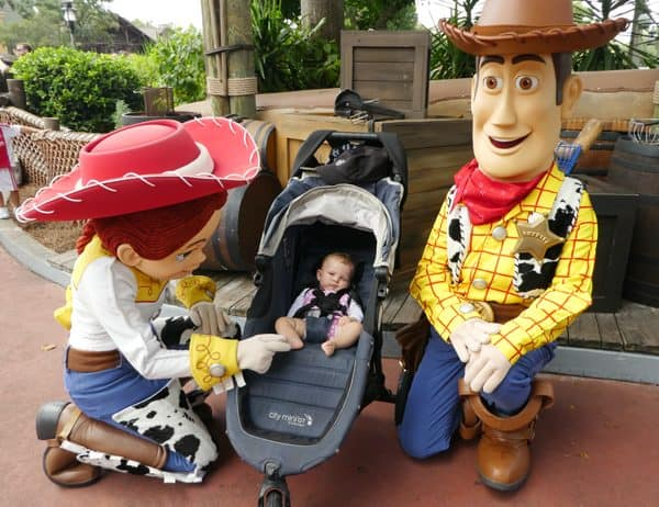 Traveling Alone with a Baby to Disney? Check out these 20 trusted tips for solo travel with a baby.