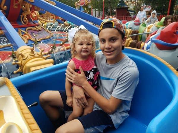 Toddlers at Magic Kingdom Walt Disney World Guide