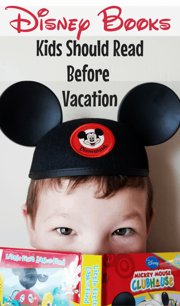 What are the recommended Disney books for kids before leaving on your magical vacation? Check out these 7 books for every kid in the family.