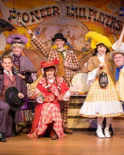 Disney World Dining – Hoop-Dee-Doo Musical Revue