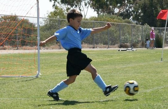 Confessions of a First Time Soccer Coach