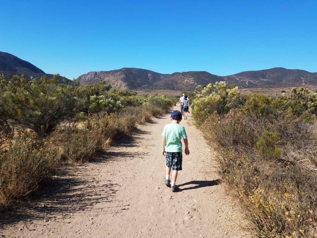 Mission Trails in Santee CA