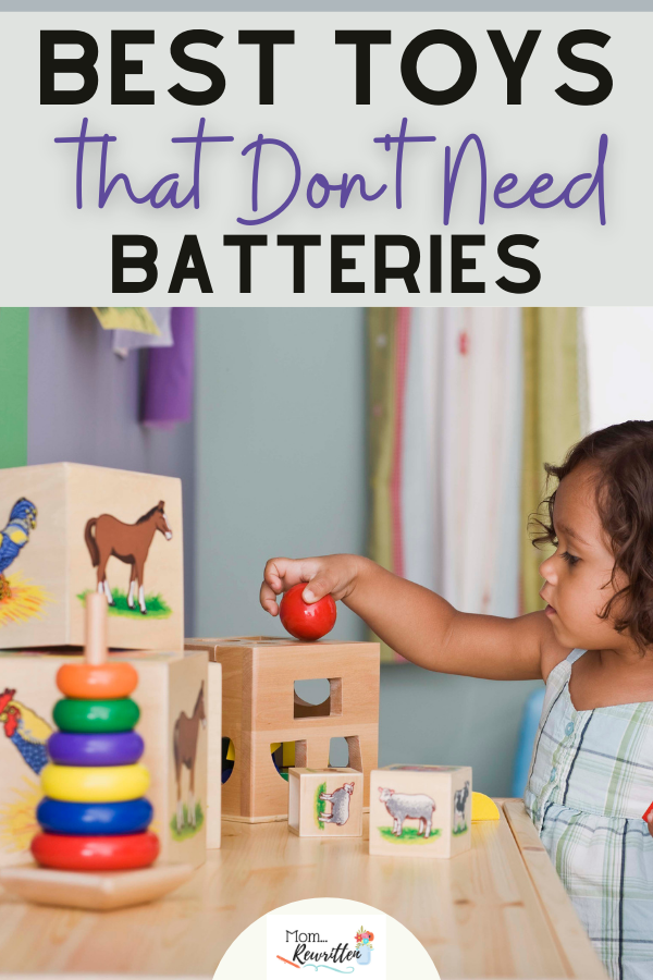 Best Toys and Games That Don't Need Batteries