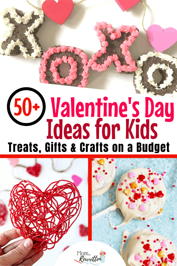 50 Inexpensive And Lovable Valentine S Day Ideas For Kids