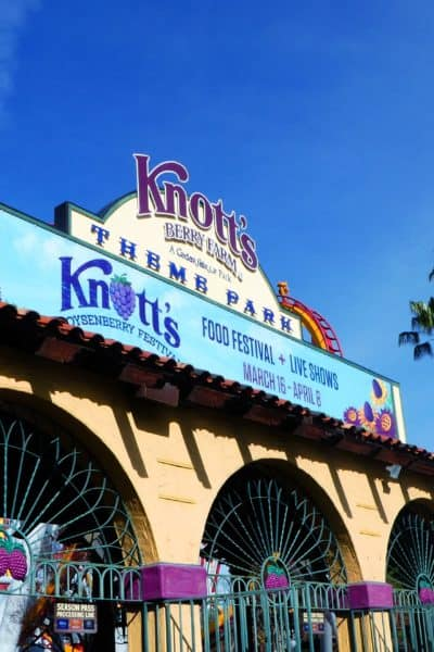 What You Need To Know About Knott's Berry Farm Boysenberry Festival