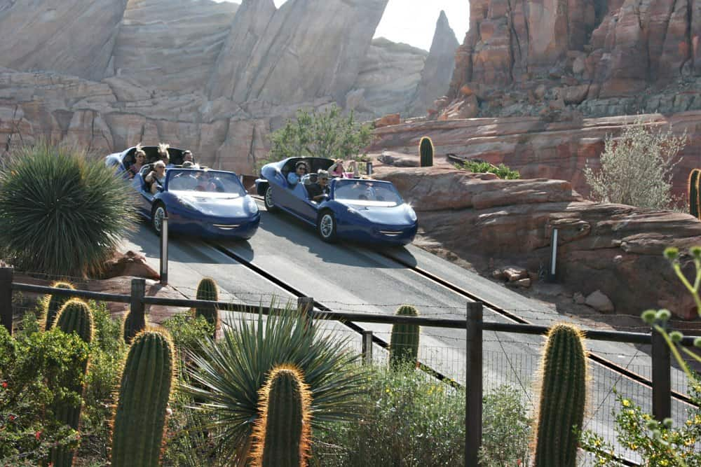 Thrill-Seekers Guide to the Disneyland Resort